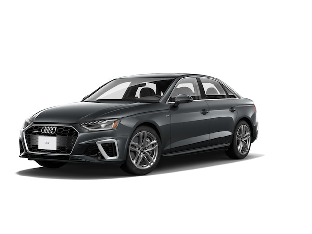 New 2020 Audi A4 45 Premium Plus Sedan  Burlington Vermont