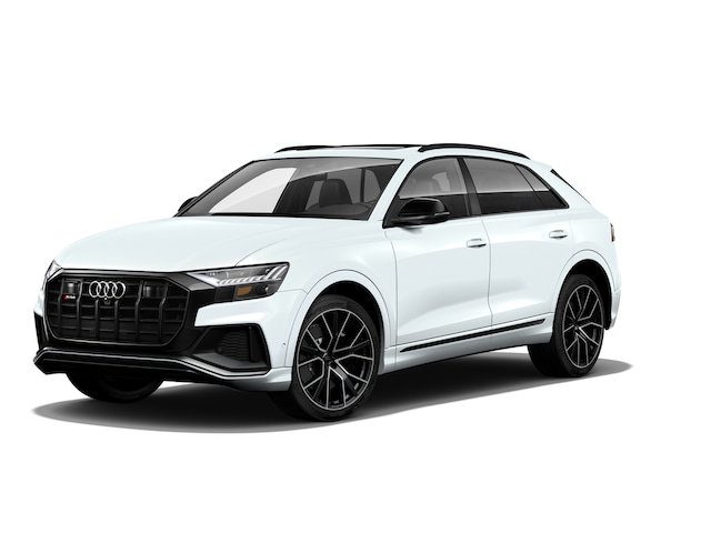 New 2020 Audi SQ8 4.0T Premium Plus SUV in East Hartford