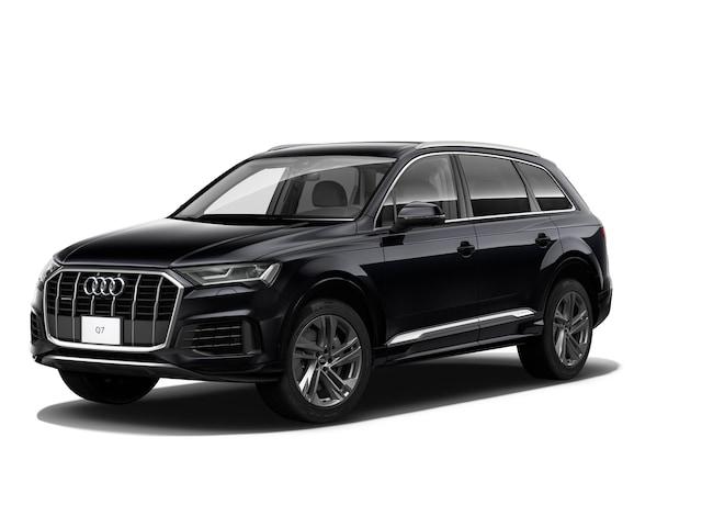 New 2020 Audi Q7 Premium Plus SUV for sale in Tulsa, OK