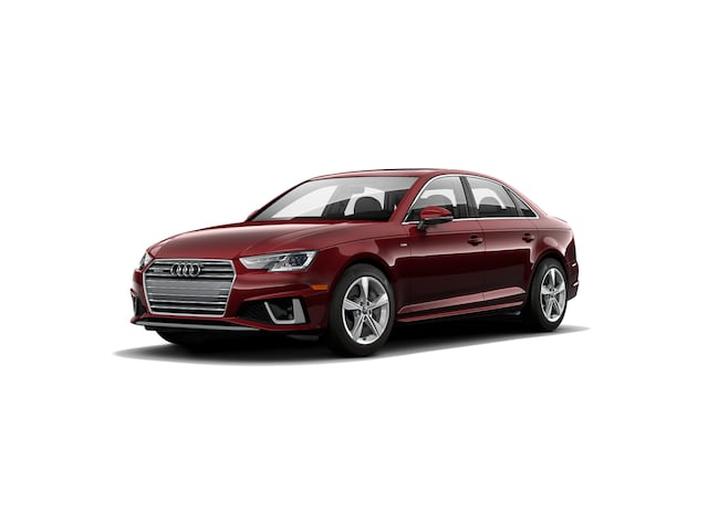 New 2019 Audi A4 2.0T Premium Sedan in East Hartford