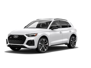New 2021 Audi SQ5 3.0T Premium Plus SUV in Irondale