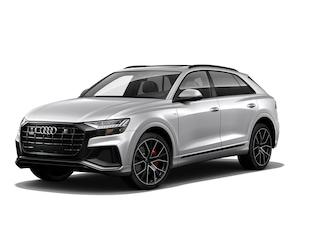 New 2020 Audi Q8 55 Prestige SUV for sale in Boise at Audi Boise