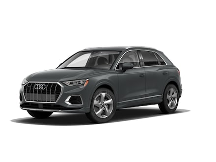 Featured new 2020 Audi Q3 45 Premium SUV for sale in South Burlington, VT
