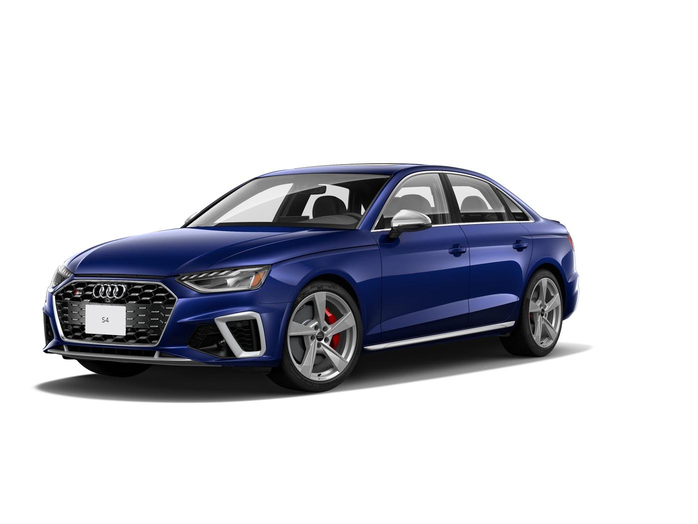 2020 Audi S4 Sedan