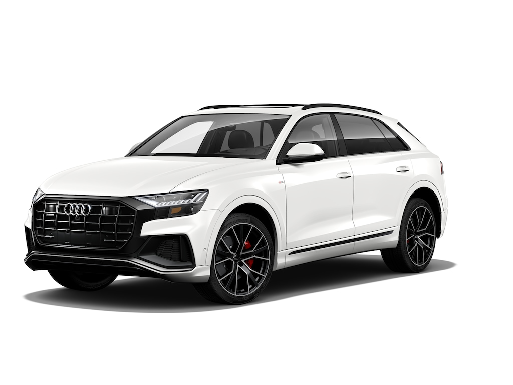 New 2019 Audi Q8 For Sale at Audi Roanoke | VIN