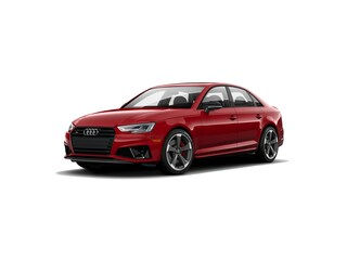 New 2019 Audi S4 3.0T Premium Plus Sedan WAUB4AF47KA109434 near Smithtown, NY