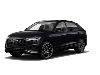 New 2020 Audi SQ8 4.0T Premium Plus SUV in Long Beach, CA