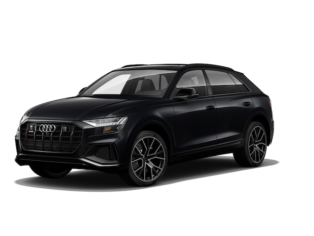 New 2020 Audi SQ8 4.0T Premium Plus SUV for sale in Allentown, PA at Audi Allentown