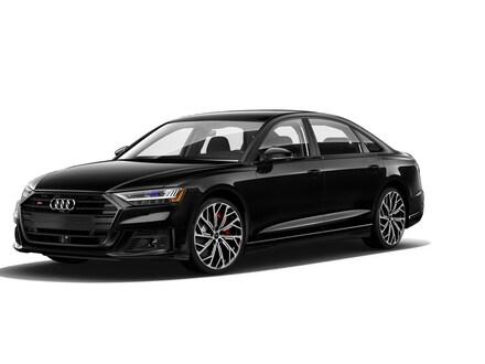 2021 Audi S8 4.0T 4.0 TFSI
