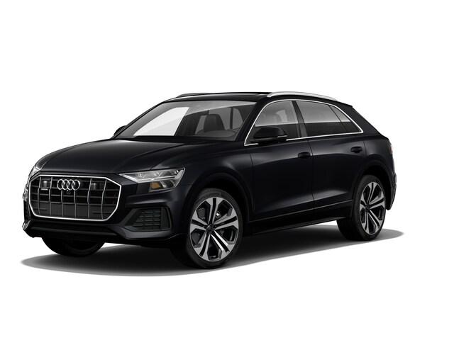 New Audi for sale  2020 Audi Q8 55 Premium Plus SUV in Ann Arbor, MI