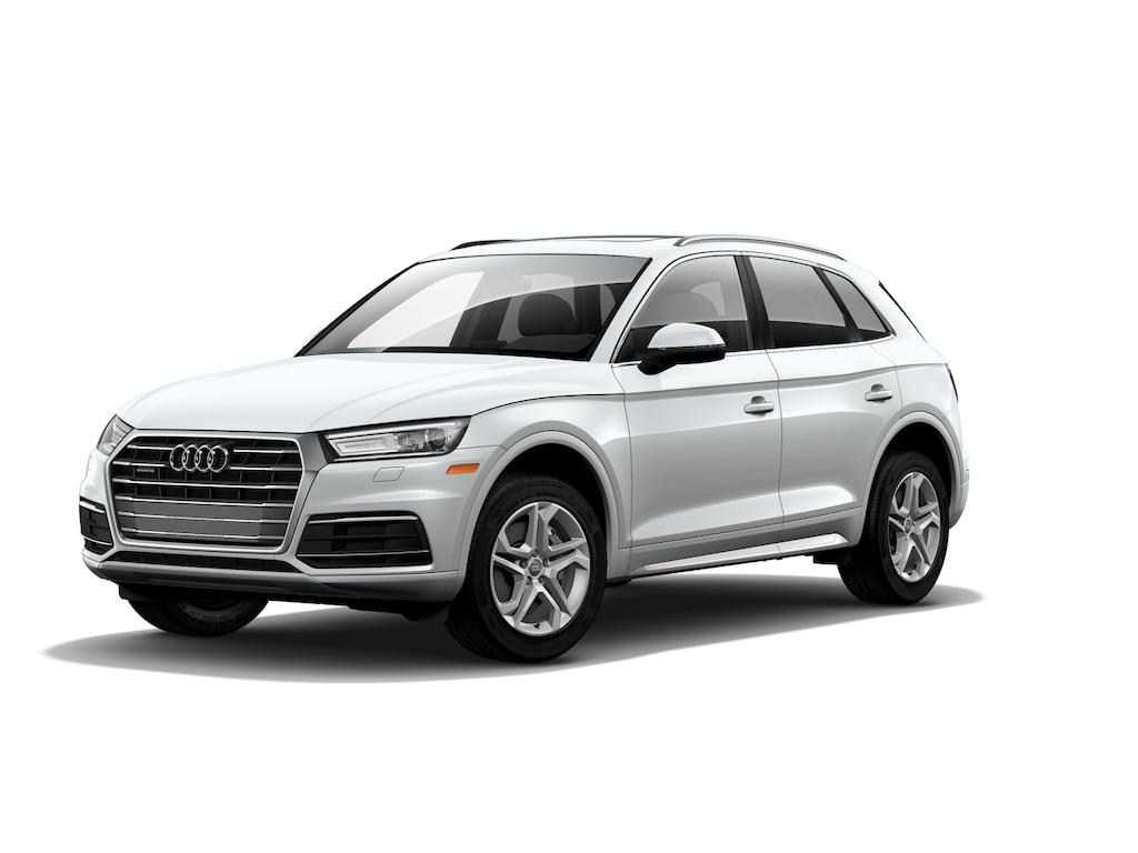 Audi Q5 Msrp >> New 2019 Audi Q5 Suv 2 0t Premium Glacier White Metallic For Sale