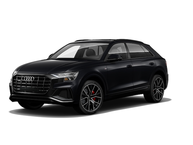 New 2021 Audi Q8 55 Premium SUV for sale in Houston