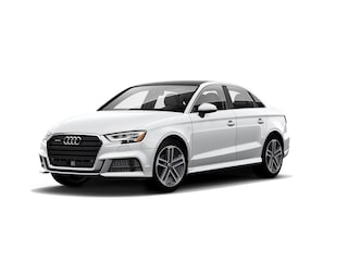 New 2019 Audi A3 2.0T Premium Plus Sedan Burlington Vermont