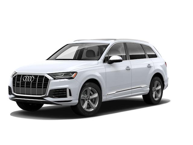 New 2021 Audi Q7 45 Premium SUV in East Hartford