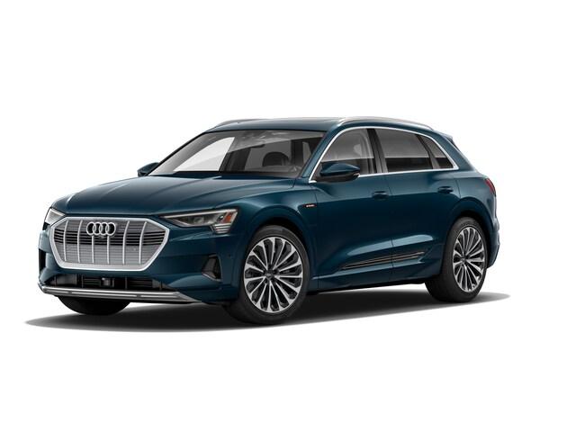 New 2019 Audi e-tron Premium Plus SUV near San Antonio