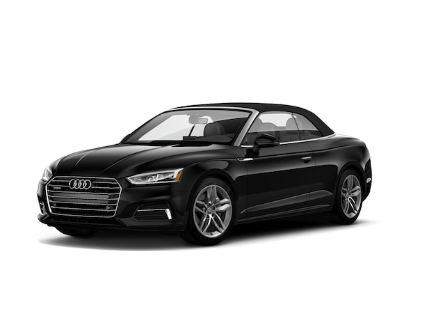 New 2019 Audi A5 2.0T Premium Plus Cabriolet WAUYNGF51KN002522 in Huntington, NY
