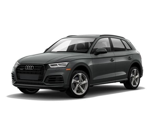 New 2020 Audi Q5 45 Premium Plus AWD 2.0T quattro Titanium Premium Plus  SUV in Chattanooga