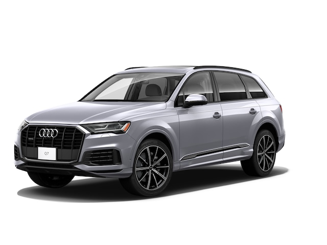 New 2020 Audi Q7 55 Premium Plus SUV for sale in Allentown, PA at Audi Allentown