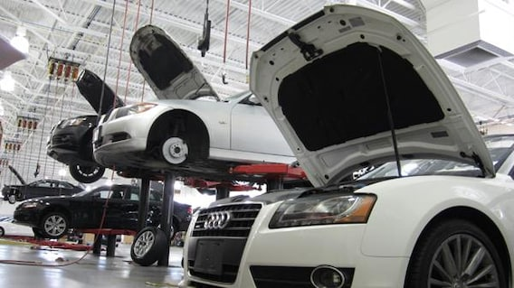 Charlotte Audi Service Audi Of Charlotte Car Repair Center In - Audi charlotte