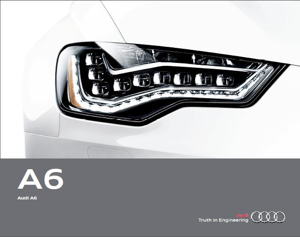 New Audi Brochure Audi Brochure Pdfs Bernardi Audi