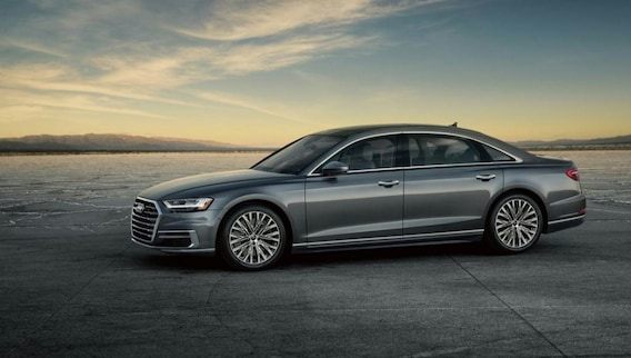 $939/month Audi A8 Lease Deal | Limited-Time Audi Lease Specials