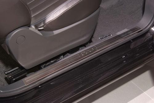 Mopar FIAT 500 Door Sill Guards