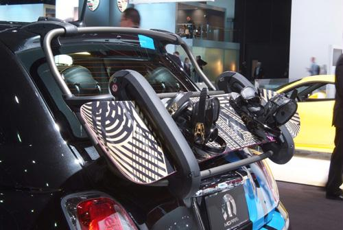 Customize your FIAT 500 with Mopar Accessories at Capital