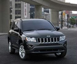 70th Anniversary Jeep Compass