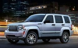 70th Anniversary Jeep Liberty