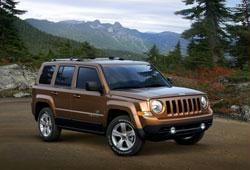 70th Anniversary Jeep Patriot