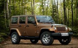 70th Anniversary Jeep Wrangler Unlimited