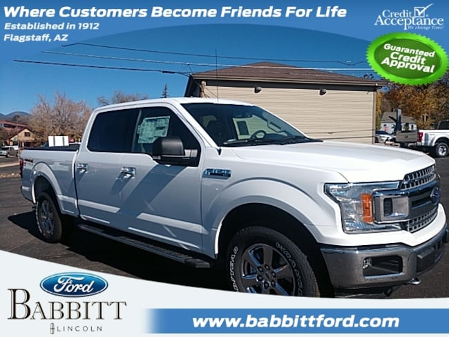 New 2018 Ford F-150 XLT Truck in Flagstaff