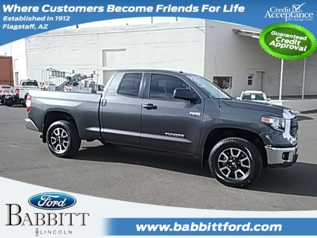 2018 Toyota Tundra SR5 Crew Cab Short Bed Truck