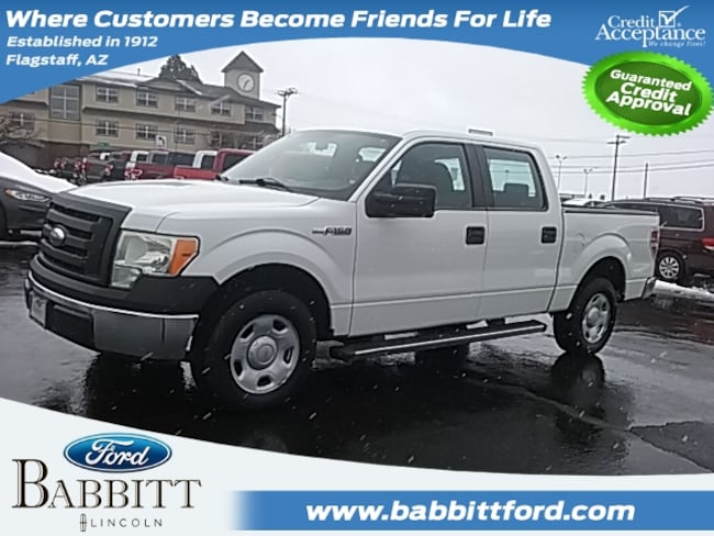 2009 Ford F-150 XL Crew Cab Short Bed Truck