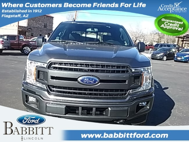 New 2019 Ford F-150 XLT Truck in Flagstaff