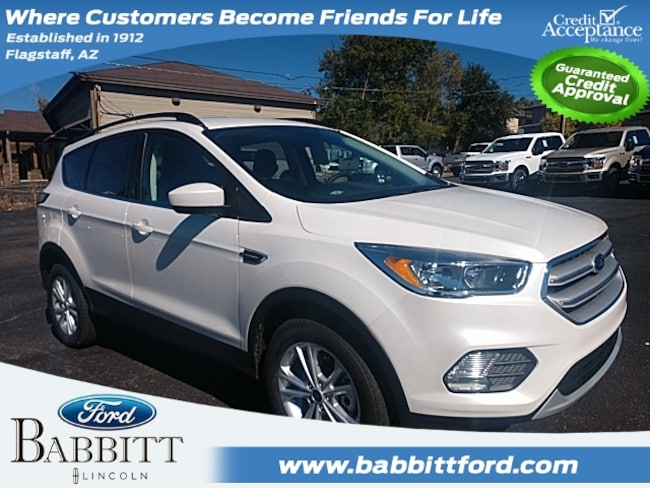 New 2018 Ford Escape SE SUV in Flagstaff