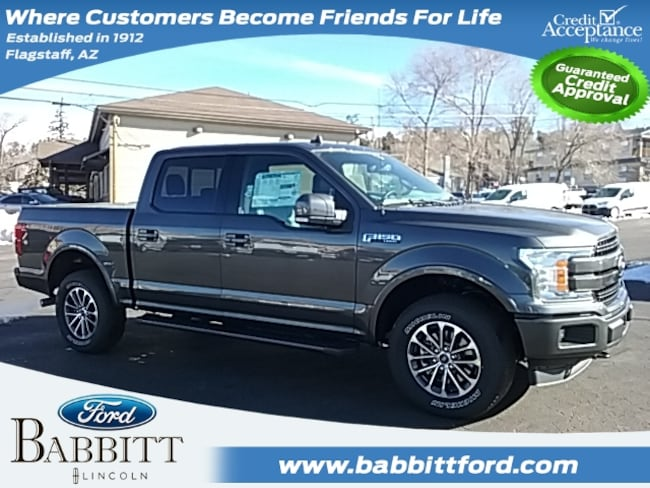 New 2019 Ford F-150 Lariat Truck in Flagstaff