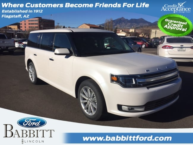 New 2018 Ford Flex Limited Crossover in Flagstaff