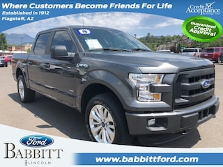 2016 Ford F-150 Crew Cab Short Bed Truck 1FTEW1EP4GKF22080