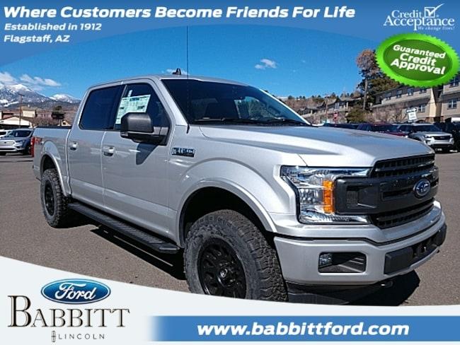 New 2019 Ford F-150 XLT Truck in Flagstaff