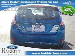 2019 Ford Fiesta SE Hatchback 3FADP4EJ1KM105125