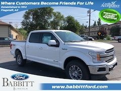 2018 Ford F-150 Lariat Truck 1FTFW1E14JFC46113