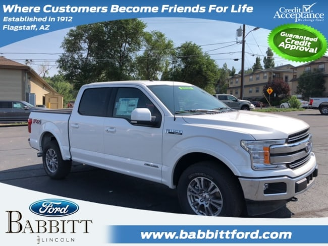 New 2018 Ford F-150 Lariat Truck in Flagstaff