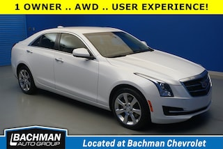 2015 CADILLAC ATS 2.0L Turbo Sedan Used Car For Sale in Jeffersonville, IN