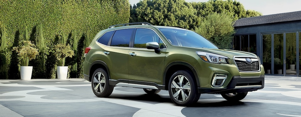 Now At Bachman Subaru The 2019 Subaru Forester