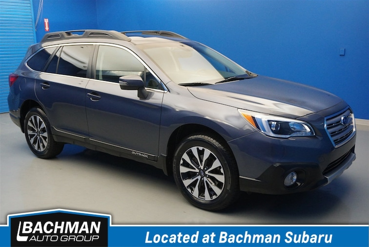 Used 2016 Subaru Outback 2.5i Limited SUV for sale in louisville ky