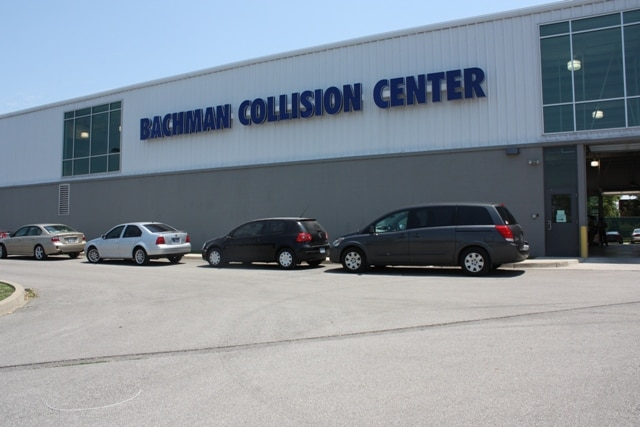 Louisville Auto Body Shop Kentucky Bachman Subaru Collision - Subaru auto body repair
