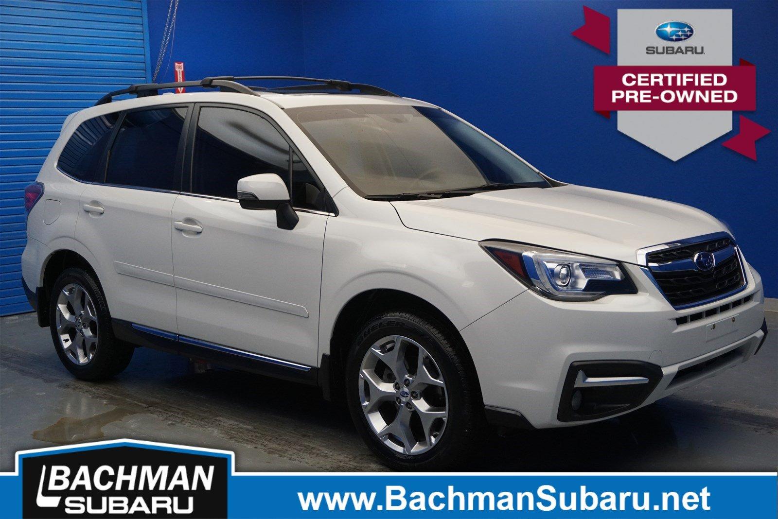 2018 Subaru Forester Touring SUV