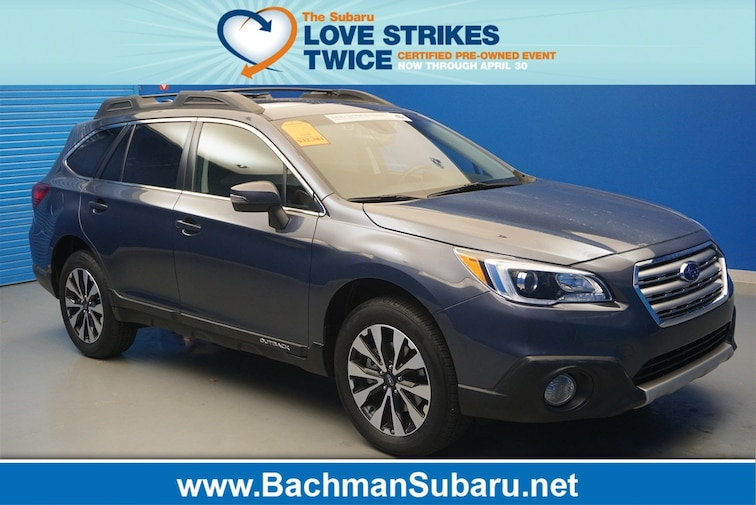 Used 2017 Subaru Outback Limited For Sale In Louisville Ky Near