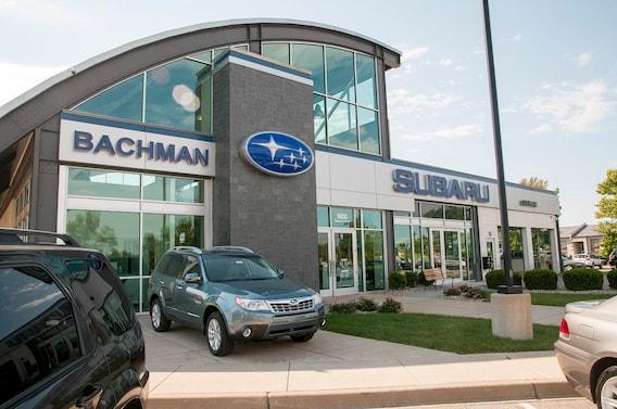Used Car Dealerships In Louisville Ky >> Louisville Subaru Dealer Bachman Subaru